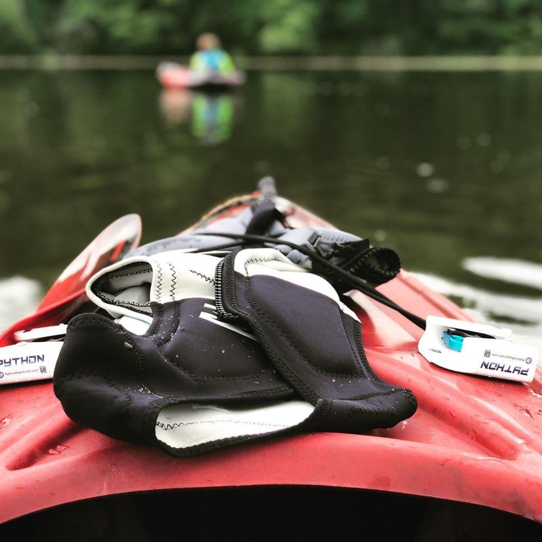 Python Kayak Rope Cinch